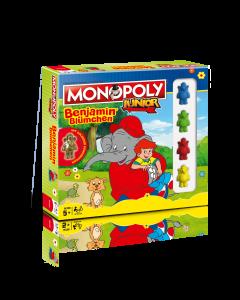 Benjamin Blümchen: Monopoly Junior Collectors Edition