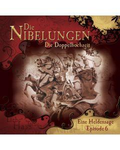 Die Nibelungen: Die Doppelhochzeit  (Folge 6)