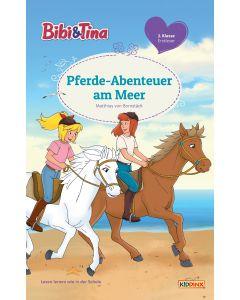 Bibi & Tina: Pferde-Abenteuer am Meer - Erstlesen 2. Klasse
