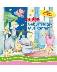 Philipp,die Maus: Philipps Geburtstags-Musikanten (Folge 4)