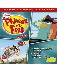 Phineas und Ferb: Der längste Sommertag – Teil 1 – 4 (Folge 3)
