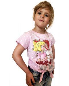 Bibi & Tina: Shirt zum Binden (rosa)