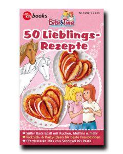 Bibi & Tina: 50 Lieblings-Rezepte (Kochbuch MFI)
