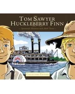 Sonstige: Tom Sawyer und Huckleberry Finn Collectors Edition (Folge 1 - 6)