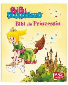 Bibi Blocksberg: als Prinzessin