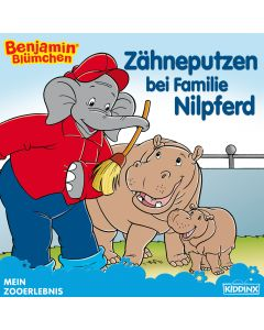Benjamin Blümchen: Zähneputzen bei Familie Nilpferd