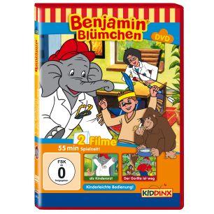 Benjamin Blümchen als Kinderarzt / Der Gorilla ist weg