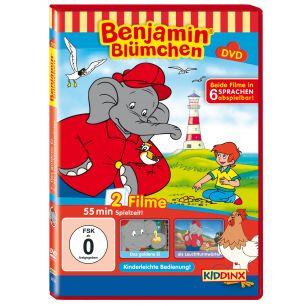 Benjamin Blümchen Das goldene Ei / als Leuchtturmwärter