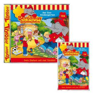 Benjamin Blümchen: Der Zoo-Kindergarten (Folge 126)
