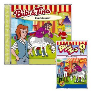 Bibi & Tina: Das Zirkuspony (Folge 4)