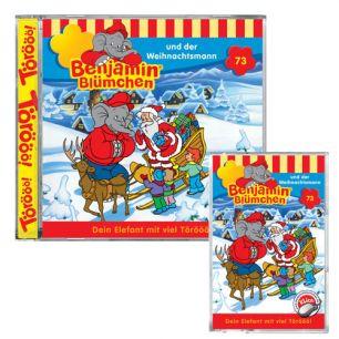 Benjamin Blümchen: und der Weihnachtsmann (Folge 73)