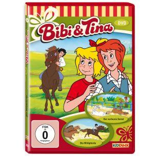 Bibi & Tina: Der verhexte Sattel / Die Wildpferde