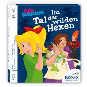 Bibi Blocksberg: Hörbuch Im Tal der wilden Hexen