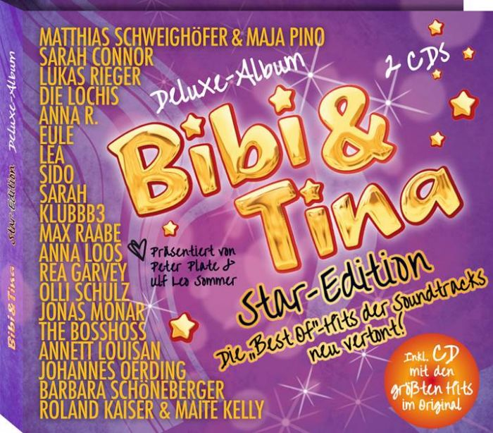 Bibi Tina Star Edition Die Best Of Hits Der Soundtracks Neu