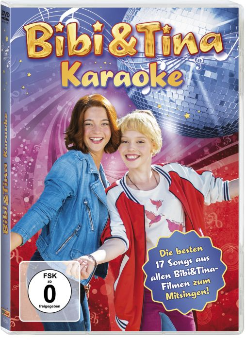 Bibi Tina Karaoke Dvd Kinofilm