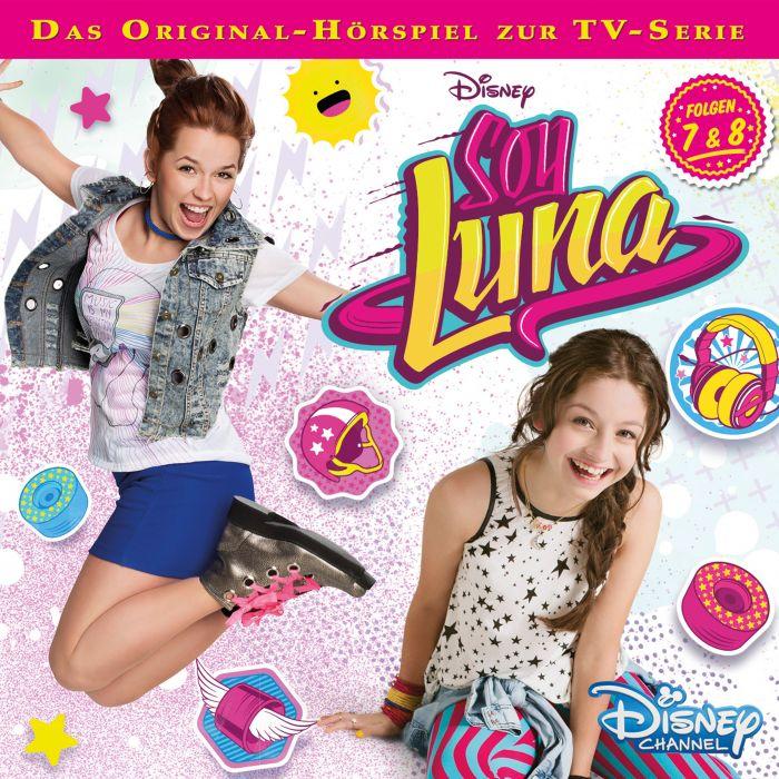 Soy Luna Hörspiel Zur Serie Folge 7 8