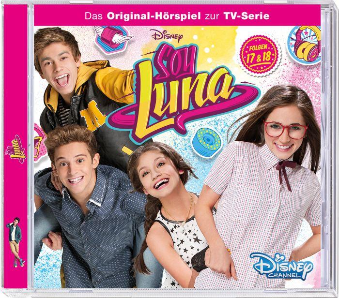 Soy Luna Hörspiel Zur Serie Folge 17 18