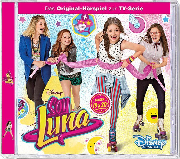 Soy Luna Hörspiel Zur Serie Folge 19 20
