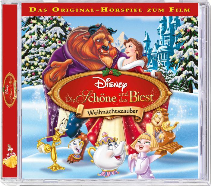 Disney Die Schöne Und Das Biest Weihnachtszauber