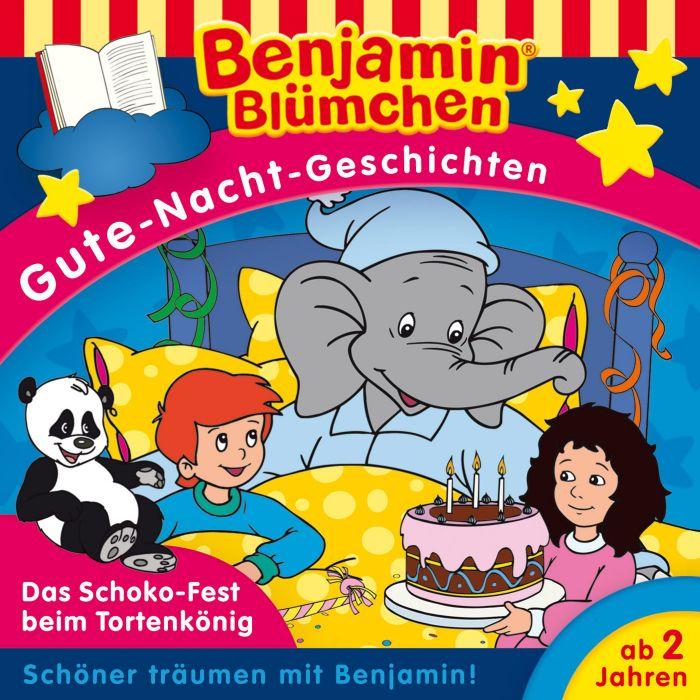 Benjamin Blumchen Das Schoko Fest Beim Tortenkonig