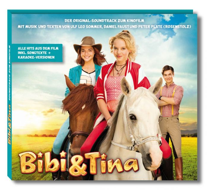 Bibi Tina Jetzt In Echt Kinofilm Soundtrack
