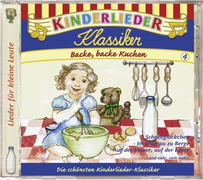 Kinderlieder Klassiker Backe Backe Kuchen Folge 4