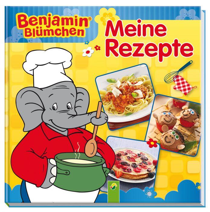 Benjamin Blumchen Kochbuch Meine Rezepte