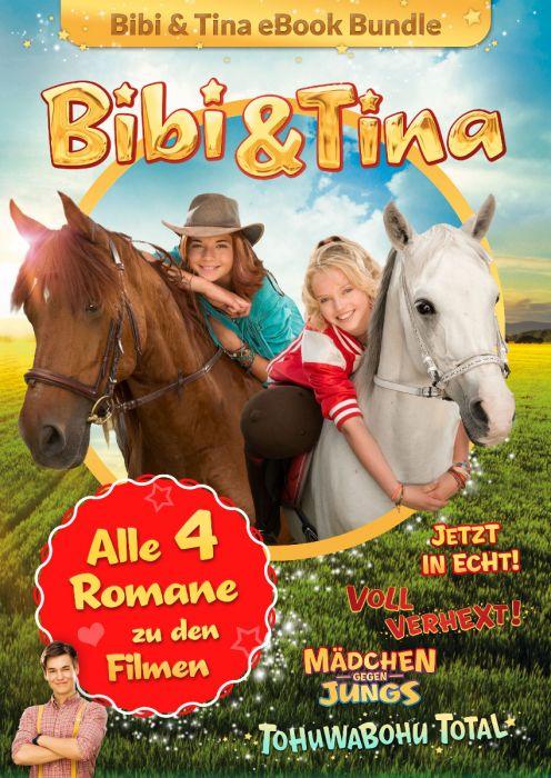 Bibi Tina 4er Ebook Box Kinofilm