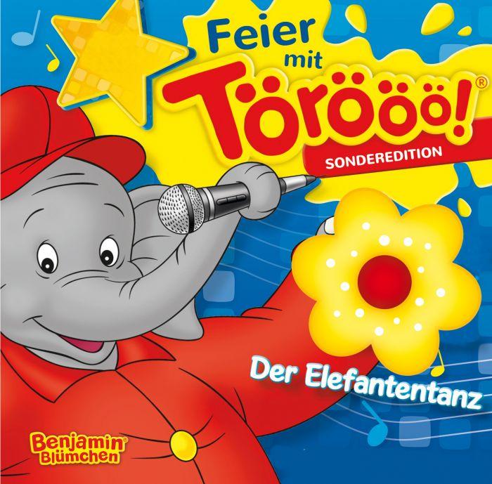 Benjamin Blumchen Der Elefantentanz