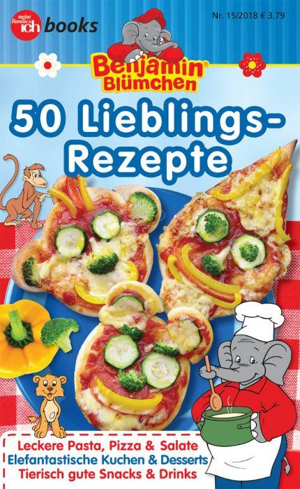 Benjamin Blumchen 50 Lieblings Rezepte Kochbuch Mfi