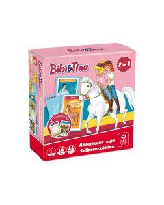 Bibi & Tina: Mitbringspiel 2in1