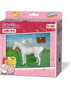 Bibi & Tina: Spielfigur Pferd Sabrina einzeln