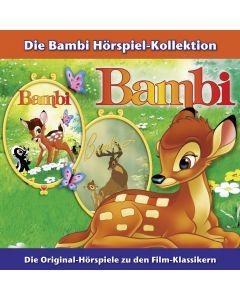 Disney: 2er MP3-Box Bambi