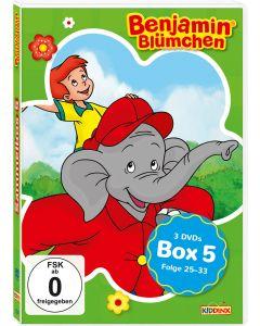 Benjamin Blümchen: 3er DVD-Box 5