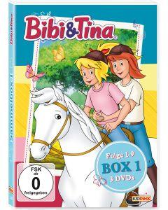 Bibi & Tina: 3er DVD-Box 1