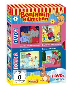 Benjamin Blümchen: 2er DVD-Box V