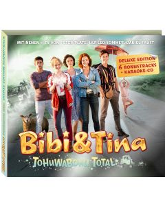 Bibi & Tina: Tohuwabohu total - Kinofilm 4 Soundtrack Deluxe