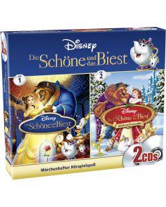 Disney: 2er Box (Die Schöne und das Biest)