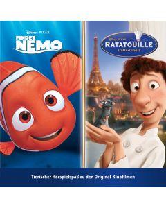 Disney: 2er MP3-Box Findet Nemo, Ratatouille