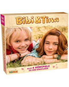 Bibi & Tina: 4er Box Kinofilm-Hörspiele