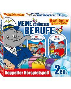 Benjamin Blümchen: 2er Box Meine schönsten Berufe