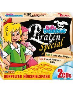 Bibi Blocksberg: 2er Box Piraten-Special
