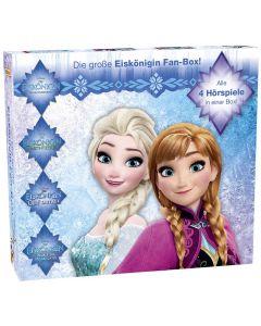 Eiskönigin: 3er Box Die große Eiskönigin Fan-Box!