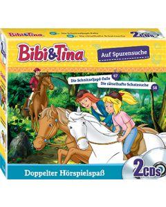 Bibi & Tina: 2er Box Auf Spurensuche