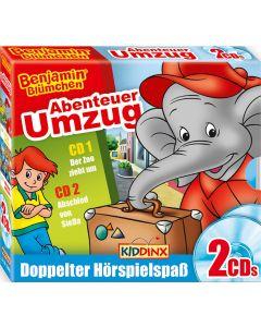 Benjamin Blümchen: 2er Box Umzugsgeschichten