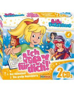 Bibi Blocksberg: 2er Box Ich hex für dich!
