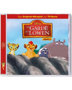 Die Garde der Löwen: Die verirrten Gorillas / .. (Folge 8)