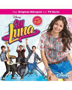 Soy Luna: Hörspiel zur Serie (Folge 21 – 22)