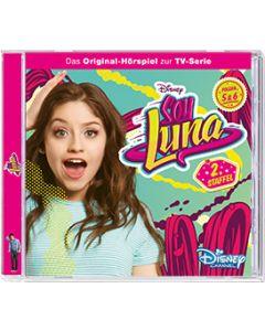 Soy Luna: Hörspiel zur Serie Staffel 2 (Folge 5 – 6)