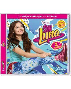 Soy Luna: Hörspiel zur Serie Staffel 2 (Folge 9 – 10)